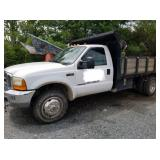 1999 F450 7.3 WITH 90 K MILES