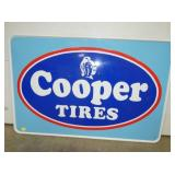 30X46 EMB COOPER TIRES SIGN