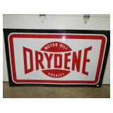 36X60 DRYDENE CREASE EMB SIGN