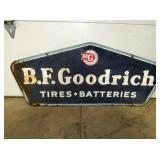 18X41 BF GOODRICH TIRE SIGN