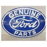 VIEW 2 OTHERSIDE PORC FORD PARTS SIGN