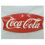 13X26 COKE FISHTAIL SIGN