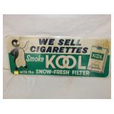 12X30 KOOL CIGARETTRE W/ WILLIE