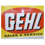VIEW 2 CLOSEUP GEHL SIGN
