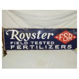 20X60 PROC ROYSTER FERTILIZER SIGN