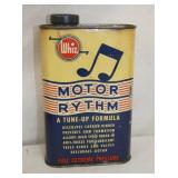 1 QUART WHIZ MOTOR OIL CAN