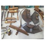 EARLY BARRELL PLANES & HAND TOOLS