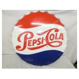 24IN EMB PEPSI CAP SIGN