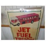 VIEW 2 JET FUEL W/ TEXACO TRUCK