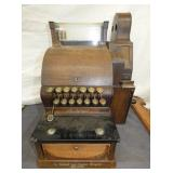 NATIONAL #117 F CASH REGISTER