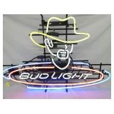 24X35 BUD LIGHT NEON