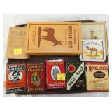TOBACCO TINS & OTHER