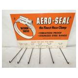 12X18 AERO-SEAL CLAMP DISPLAY