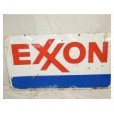 45X83 PORC EXXON SIGN