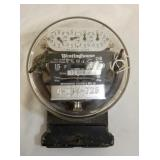 EARLY WESTINGHOUSE POWER METER