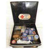 6X12 FIRST AID KIT W/ METAL BOX