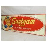 VIEW 2 EMB. SUNBEAM SIGN