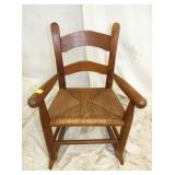 CHILDS SHAKER ROCKER