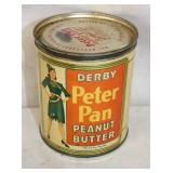 1LB 12OZ PETER PAN PEANUT BUTTER CAN