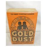 NOS GOLD DUST WASHING POWDER