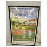 2014 US OPEN POSTER