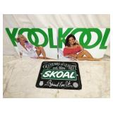 KOOL AND SKOAL SIGNS