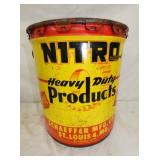 NITRO PRODUCT 5G. CAN