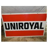 VIEW 2 OTHERSIDE UNIROYAL SIGN