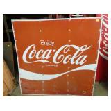 55X55 ENJOY COCA COLA SIGN