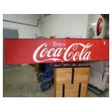 20X94 ENJOY COCA COLA SIGN