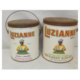3LB LUZIANNE COFFEE TINS