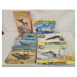 AIRPLANE AND HELICOPTER MODELS