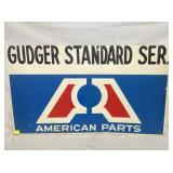 21X36 AMERICAN PARTS SERVICE SIGN