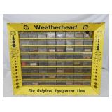 30IN METAL FUSES DISPLAY BOX W/ PRODUCT