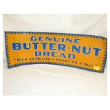10X28 EMB BUTTER NUT BREAD SIGN