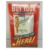 12X18 MB CHESTERFIELD TOB SIGN