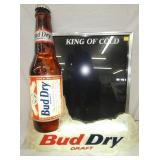 3X40 BUD DRY LIGHTUP MENU BOARD