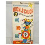 17X33 HUCKLEBERRY HOUND HUCKLE CHUCK