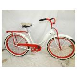 1953 RESTORED SCHWINN COKE BIKE
