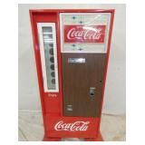 VENDO MODEL A-560 COKE MACHINE