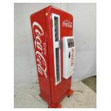 VIEW 3 LEFT SIDE 96A COKE BOX-RUNS