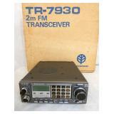 KENWOOD TR-7930 2M FM TRANSCEIVER