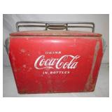 12X16 EMB. COKE PLEASURE CHEST