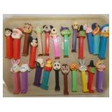 COLLECTION PEZ DISPENSERS