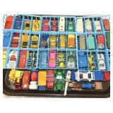COLL. MATCHBOX AND HOTWHEELS
