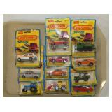 NOS MATCHBOX CARS