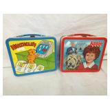 ANNIE & HEATHCLIFF LUNCH BOXES