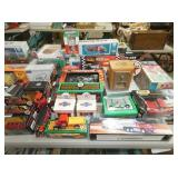 COLL. TEXACO CARS/TRUCKS W/ BOXES