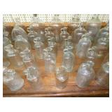 SEV. WHITE HOUSE BOTTLES & JARS