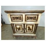 SHABY CHIC WASHSTAND